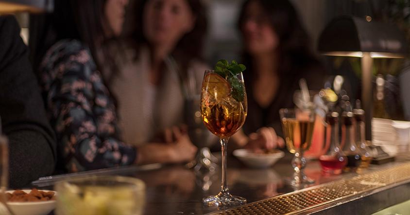 cocktail bar tel aviv