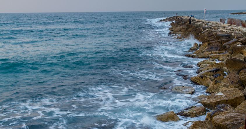 tel aviv sea