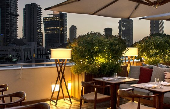 Tel Aviv Luxurious Hotels