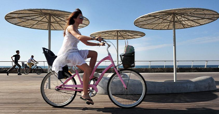 tel aviv bike