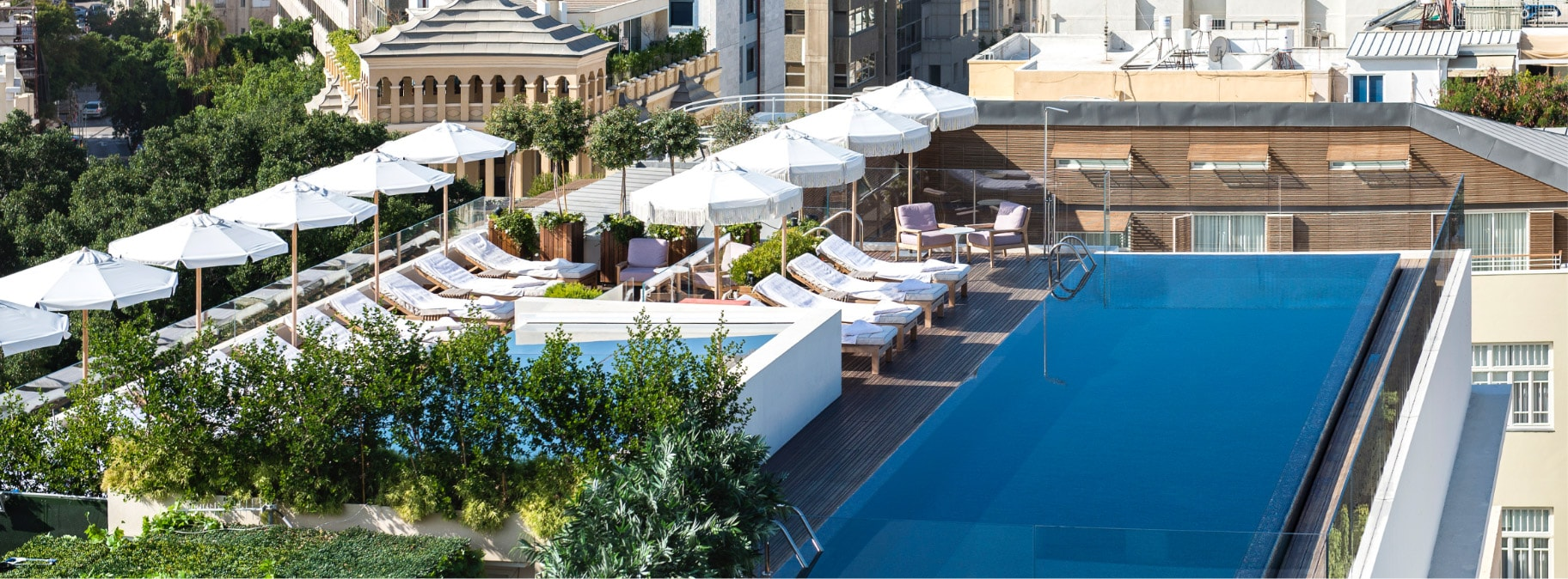 tel aviv hotels with pool