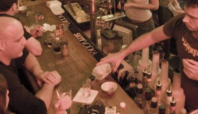Cocktail bar in tel aviv