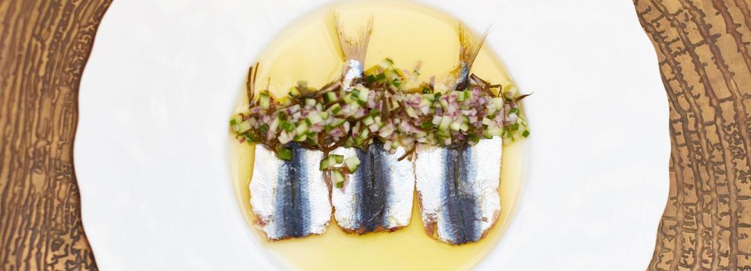 מנת דגים