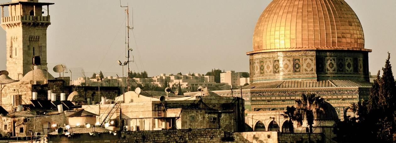 Tel Aviv to Jerusalem