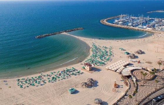 Hotel near the beach